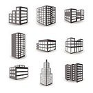 Building Exterior,Built Structure,Building - Activity,Three-dimensional Shape,Three Dimensional,Symbol,Isometric,Office Building,Icon Set,Skyscraper,Real Estate,Window,Black And White,Silhouette,Hotel,House,City,Cultures,Wall,Midtown,Part Of,Iconset,Sign,Collection,Design Element,White,Mansion,Set,Urban Skyline,Office Interior,Urban Scene,Roof,Midtown Manhattan,Monochrome,City Life,Isolated,Apartment,Plan,Architecture,Tall,Night,Gray,Single Object,Bank,Flat,Residential Structure,Residential District,Internet,Modern,Town,Vector,Penthouse,Downtown District,Black Color