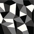 Black And White,Abstract,Geometric Shape,Monochrome,Backgrounds,Angle,Facet,Acute Angle,Contrasts,High Contrast,Obtuse Angle