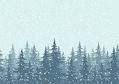 Winter,Backgrounds,Snow,Tree,Christmas,Christmas Tree,New Year's Eve,Landscape,New Year's Day,Forest,Cold - Termperature,Evergreen Tree,Pattern,Fir Tree,New Year,Seamless,White,Scenics,Woodland,Green Color,Pine Tree,Christmas Decoration,Sky,Snowflake,Branch,Horizontal,Repetition,Climate,Blue,Siberia,Environment,Frost,Plant,Season,Spruce Tree,December,Vector,Christmas Ornament,Nature,Outdoors,Coniferous Tree,Weather,Wallpaper Pattern,Pine