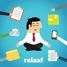 Relaxation,Manager,Internet,Placard,Yoga,Banner,Chores,Practicing,The Media,Mobile Phone,Time,Lotus Position,Concepts,Business Person,Job - Religious Figure,Abstract,Backgrounds,Business,Businessman,Composition,Ilustration,Icon Set,Cross-legged,Design Element,Cartoon,Symbol,Working,Group of Objects,Communication,Occupation,Emotional Stress,Formalwear,Good Posture,Office Interior,Document,Tie,template,Poster,Sitting,Computer Icon,Vector,Computer,Real People,Design,Mediation