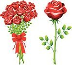 Rose - Flower,Bouquet,Cut Flowers,Valentine's Day - Holiday,Flower,Flower Arrangement,Love,Rose Petals,Bow,Gift,Thorn,Stem,Birthday Present,Intricacy,Temperate Flower,Dating,Ribbon,Bow,Petal,Ornate,Beautiful,Beauty,Romance,Flowers,Valentine's Day,Holidays And Celebrations,Birthdays,Ribbon,Beauty In Nature,Leaf,Nature