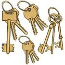 Modern,Ink,Color Image,Computer Graphic,Real Estate,rental,key-ring,bunch of keys,Apartment,tenure,Sign,White Background,imagery,Unlocking,immovables,Apartment Key,Strength,Vector,Clip Art,No People,Ilustration,Image,Key Ring