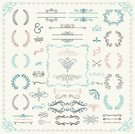 Clip Art,Color Image,Ornate,Ilustration,Design Element