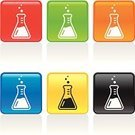 Beaker,Laboratory,Symbol,Chemistry,Chemical,Science,Research,Sign,Potion,Chemistry Class,Workshop,Vector,Green Color,Black Color,Clip Art,White,Ilustration,Design Element,Color Image,Orange Color,Interface Icons,Design,Yellow,Red,Series,accent,Clipping Path,Blue