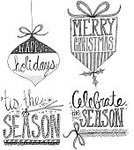 Christmas,Ilustration,hand lettered,Holiday,Black And White,Rastafarian,Snowflake,Hand Lettering,Text,happy holidays,Tis The Season,Celebrate The Season,Decoration,Doodle,Single Word