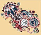 Ornate,Embellishment,Embroidery,filigree,Decoration,Calligraphy,Cultures,Summer,Abstract,Folk Music,Henna Tattoo,Nature,Outline,Pattern,Tattoo,Leaf,Intricacy,Indian Culture,Ilustration,Ink,Vector