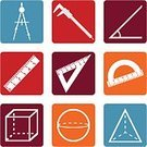 Science,Education,Symbol,Drawing - Art Product,Icon Set,Drawing Compass,Protractor,Cube Shape,ferule,draftsmanship,Silhouette,Variation,Draught,Triangular Ruler,Drinks Utensil,trigonometry,Learning,Studying,Back to School,University,Clip Art,Education Icons,Collection,Geometric Shape,Triangle,Ilustration,Centimeter,Number,Ruler,Work Tool,Scale,Vector,Set,Dotted Line,School Icons,Sphere,Drawing - Activity,Image,Design,Infographic,Geometry,Graduation,Angle,Sign