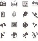 Radio,Computer Icon,Symbol,Newspaper,Television Set,Flat,Television Broadcasting,Icon Set,Blog,Correspondence,Live Event,Technology,Business,Mobile Phone,Megaphone,Laptop,Cloudscape,Globe - Man Made Object,Computer Network,Vector,Social Issues,Collection,Communication,The Media,On The Phone,Global,Intelligence,Gray,E-Mail,Discussion,Wireless Technology,Telephone,Ilustration,Satellite,Satellite Dish,Marketing,Microphone,Letter,Internet,Computer,Sign,Set,Silver Colored,Global Business,Mail,Speech,Global Communications