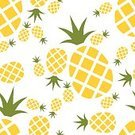 Pineapple,Ilustration,Vector,Decoration,Backgrounds,Textile,Ornate,Symbol,Pattern,Food,Fruit,Snack,Organic,Farm,Nature,Computer Graphic
