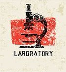 Microscope,Red,Illustration,No People,Vector