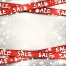 Sale,Winter,Placard,Ribbon,Banner,Snowflake,Red,Snow,Retail,Beautiful,Happiness,Poster,Shopping,winter sale,Holiday,Advertisement,Vector,Christmas,Season,Text,Beauty,Eps10,Customer,Cold - Termperature,Flyer,Backgrounds,Ilustration,Silver Colored,Gray,Disbelief,Christmas Sale