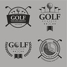 Golf,Insignia,Badge,Vector,Sign,Retro Revival,Old-fashioned,Computer Icon,Symbol,Hobbies,Ilustration,Silhouette,Ball,Design,Isolated,Sport,Blank,Hole,Shooting at Goal,Collection,Design Element,Flag,Leisure Games,Shape,Computer Graphic,Playing,Putting Green,1940-1980 Retro-Styled Imagery,Label,Golf Club,Golf Ball,Competition
