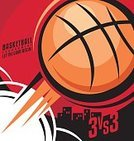 Basketball,Basketball - Sport,Ball,Ilustration,Flyer,Sport,Abstract,Competition,Computer Graphic,Design,Leisure Activity,Poster,Vector,Greeting Card