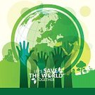 Infographic,Symbol,Planet - Space,Sphere,Recycling,Computer Graphic,Leaf,Technology,Nature,Sign,Data,Ilustration,Growth,Backgrounds,Poster,Environment,Tree,Organic,Pollution,Vector