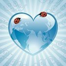 Heart Shape,Globe - Man Made Object,Earth,Ladybug,Love,Three-dimensional Shape,Planet - Space,World Map,Valentine's Day - Holiday,Cute,Travel,Map,Blue,Transparent,Glass Effect,Backgrounds,Red,Eco Tourism,Sphere,Loving,Mother Nature,Europe,Pattern,Cloud - Sky,Africa,Road Trip,Ilustration,Vector,Love At First Sight,Asia,Glowing,Insect,Vacations,Cartography,People Traveling,Nature,Reflection,Tourism,continent,Shiny