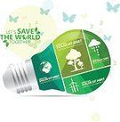 Infographic,Environment,Tree,Planet - Space,Sphere,Symbol,Recycling,Nature,Computer Graphic,Growth,Backgrounds,Thinking,Vector,Ilustration,Technology,Pollution,Poster,Sign,Organic,Leaf,Electric Lamp,Data
