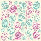 Circle,Spotted,Pattern,Painted Image,Cute,Collection,Set,Decor,Design,Eggs,Easter,Ornate,Decoration,Image,Happiness,Gift,Festive Table,Abstract,Wallpaper,Symbol,Star Shape,Periodic Table,Cultures,Joy,Holiday,Christianity,Season,Color Swatch,Celebration,Cards,April,Backgrounds,Beautiful,Shape,Paint,Ilustration,White,Computer Graphic,Vector,Isolated,Springtime,Leaf,Striped,Food