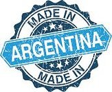Argentina,Making,Old-fashioned,Style,Label,certified,Banner,Seal - Stamp,Creativity,Craft,Factory,Business,Circle,Skill,Distance Marker,Ilustration,Blue,Obsolete,Isolated,Insignia,Badge,Retro Revival,Manufacturing,Industry,Distressed,Button,Interface Icons,Development,Vector,Merchandise,Dirty,Grunge,Design Element,warranty,Certificate,Old,Rubber Stamp,Sign,template,Design