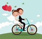 Cartoon,Backgrounds,Suit,Togetherness,Tuxedo,Landscape,Engagement,Ilustration,Men,Women,Smiling,Bird,Cute,Romance,Wedding,Bride,Bridegroom,Family,Travel,Married,Graduation Gown,Husband,Veil,Invitation,Couple,Summer,Honeymoon,People,Loving,Newlywed,Love,Riding,Riding,Bicycle,Dress,Holding,Beautiful,Wife,People Traveling,Celebration,Heart Shape,Heterosexual Couple,Happiness,Valentine Card,Cheerful,Dating