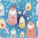 Repetition,Decoration,Decor,template,Fun,Halloween,Imagination,Ilustration,Monster,Alien,Cute,Childhood,Collection,Textile,Image,Genetic Mutation,Backgrounds,Vector,Wallpaper,Fantasy,Part Of