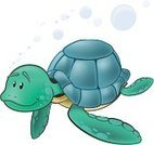 Aquatic Reptile,Water,Sea,Life,Swimming,Animal Shell,Turtle,Underwater,Tropical Climate,Animals In The Wild,Blue,Reptile,Smiling,Fun,Sea Life,Isolated,Green Color,Tortoise,Cartoon,Cute,Mascot,Animal,Vector,Bubble,Aquarium,Humor,Ilustration,Food,Animal Fin,leathery,Terrapin,Characters,Cheerful,Wildlife