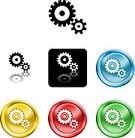 Gear,Symbol,Computer Icon,Non-Urban Scene,Setting,Black Color,Progress,Machinery,Computer,Sign,White,Clip Art,Red,Vector,Interface Icons,Connection,Machine Part,versions,Computer Graphic,Internet,Blue,Ilustration,Metallic,Information Medium,Green Color,Yellow,Posing,Vector Icons,Reflection,Illustrations And Vector Art,Style,Shiny