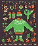Sweater,Christmas,Winter,Glove,Mitten,Cookie,Stipe,Illuminated,Knick Knack,Pattern,Gingerbread Man,Hard Candy,Snowman,House,Acorn,Snowflake,Strawberry,Ribbon,Boot,Pine Cone,Ball Of Wool,Christmas Decoration,Bell,Crystal,Wool,Sock,Scarf,Hat,Kettle,Gift,Decoration,Candle,Wreath,Poinsettia,Snow,Bow,Deer,Santa Claus,Cup,Angel,Ornate