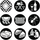 Picnic,Picnic Basket,Symbol,Basket,Ant,Table,Sandwich,Food,Picnic Table,Checked,Vector,Tablecloth,Penknife,Lunch,Couple,Summer,Place Setting,Wine,Carrying,Watermelon,Party - Social Event,Ilustration,Wine Bottle,Fried Chicken,Red Checkered Tablecloth,Chicken,Wineglass,White,Fork,Table Knife,Red,Glass,Low Section,Holidays And Celebrations,Food And Drink,Sitting Down,Nature,Eating,Parties,Carry Away,Spoon