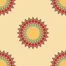 Flower,Computer Graphic,Floral Pattern,Decoration,Vector,Geometric Shape,Wallpaper Pattern,Repetition,Ilustration,Curve,Circle,Ornate,Symbol,Seamless,Backgrounds,Pattern,Abstract