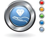Diamond Shaped,Diamond,Gemstone,Symbol,Computer Icon,Metal,Green Color,Curve,Circle,Metallic,Red,Silver Colored,Blank,template,Orange Color,Blue,Hole,Empty,Grid,Silver - Metal