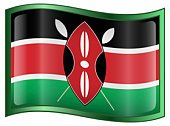 Flag,Kenyan Flag,Kenya,Nairobi,Africa,Internet,Turquoise,Black Color,Waving,Shiny,Symbol,Computer Icon,Banner,Glass - Material,Green Color,Red,White,Cultures,Reflection,Isolated,Style,Design Element,Elegance,Travel Locations,Horizontal,National Flag,Interface Icons,Isolated On White,Travel Backgrounds,Travel,No People,Patriotism,Ilustration,Wave Pattern,Indigenous Culture