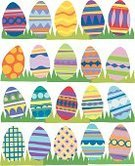Easter,Eggs,Pattern,Discovery,Celebration,Color Image,Easter,Multi Colored,Vibrant Color,Holiday,Concepts And Ideas,Religion,Spring,Holidays And Celebrations,Nature,Springtime,Cheerful
