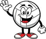 Sport,Sphere,sports and fitness,Ball,Cartoon,Showing,Volleyball,Volleyball - Sport,Design Element,Leisure Games,Characters,Waving,Presentation,Mascot,Ilustration,Sports Equipment,Vector,Team Sport,Gesturing