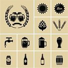 Beer - Alcohol,Beer Bottle,Beer Tap,Symbol,Computer Icon,Can,Bottle,Malt,Barley,Tall,Lid,Branding,Ribbon,Restaurant,Small,Guinness,Weissbier ,Bar - Drink Establishment,Mug,Pub,Drink,Set,Hop Plant,Lager,Isolated,Celebration,Lightweight,Plant,Alcohol,Vector,Computer Graphic,Glass,Wheat,Full,Frothy Drink,Alcohol,Large,Dark,Love,Drought,Sign,Black Color,Drinking,Packing,Oktoberfest,Glass - Material,Liquid,Pint Glass