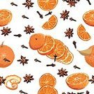 Peel,Orange Color,Citrus Fruit,Pattern,Ilustration,Drawing - Art Product,Ripe,Cross Section,White,Freshness,Computer Graphic,Slice,Ingredient,Spice,Fruit,Brown,Cartoon,Vibrant Color,Bright,Backgrounds,Seamless,Part Of,Gourmet,Orange - Fruit,Holiday,Vector,Seed,Anise