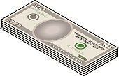Symbol,greenbacks,Finance,Dollar,Isometric,Paper Currency,USA,Posing,Security,Paper,Dollar Sign,US Paper Currency,Three Dimensional,Number 20,Commercial Activity,transact,Bank,Bill,Currency,Wealth,Buy,usd