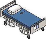 Bed,Hospital,Healthcare And Medicine,Isometric,Chart,Chair,Clinic,Pillow,Care,IV Drip,adjustable,Patient,Recovery,Sparse,Three Dimensional,White,Assistance,Reclining Chair,Intensive Care Unit,Urgency,Wheel,Hospital Gurney,Podium,Empty,Equipment,Modern,Steel,Mobility,Ilustration,Illness,Hospital Ward
