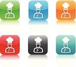 apps,Software Application,Vector,foodie,Application Software,Design Element,Chef's Hat,Food And Drink,Food,Chef