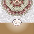 Craft,Circle,Decor,Doily,East,Backgrounds,Abstract,Vignette,template,Symbol,Lace - Textile,Embroidery,Event,Islam,Iran,Mosaic,Pattern,Vector,Invitation,Ilustration,Computer Graphic,Greeting,Craft Product,Henna Tattoo,Wedding