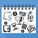 Scribble,Business,White,Investment,debit,Cartoon,Computer Icon,Vector,Buying,Concepts,Drawing - Art Product,Pencil Drawing,Ilustration,Banking,Computer Graphic,Currency Symbol,Isolated,Cup,Dollar Sign,Document,Dollar,Collection,Calculator,Sign,Art,Paper Currency,Backgrounds,Retail,Bank,Savings,Ideas,Credit Card,Set,Wealth,Paying,Safe,Purse,Drawing - Activity,Finance,Safety,Symbol,Bag,Black Color,Currency,Greeting Card,Loan,Coin Bank,Painted Image,Hourglass,Briefcase,Design,Coin,Doodle,Sketch