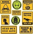 Zombie,Sign,Warning Sign,Video Game,Vitality,Imagination,Silhouette,Badge,Poverty,Inconvenience,Design,stay,Dead Animal,Armed Forces,Rebellion,Symbol,Dinosaur,Alien,Toxic Substance,Computer Icon,Label,War,Warning Symbol,Danger,Hole,Vector,Irritation,outbreak,Yellow,Set,Dead Person,Computer Graphic,Advice,Fun,Control,Gate,Message,Poster,Time Zone,Rear View,Keep,Protective Mask - Workwear,Mask,Leisure Games,Air,Animals In The Wild,Humor