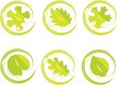 Aspen Leaf,Oak Leaf,Water Lily,Maple Leaf,Leaf,Sign,Computer Icon,Symbol,Ilustration,Icon Set,Circle,Bubble,Set,Dew,Green Color,Lime Green,Shape,Vector,Olive Green,Curve,Illustrations And Vector Art,Contrasts,Drop,Isolated,Plants,Isolated Objects,Vector Icons,Variation,Nature