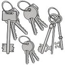 Vector,Image,Ilustration,No People,Strength,imagery,Key Ring,Apartment Key,immovables,Unlocking,Clip Art,White Background,rental,tenure,Apartment,bunch of keys,Real Estate,Modern,Sign,Computer Graphic,Color Image,Ink,key-ring