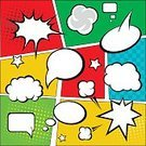 Superhero,Vector,Speech Bubble,Pop Art,Symbol,Multi Colored,Ilustration,Exploding,Book,template,Abstract,Computer Graphic,Halftone Pattern,Humor,Backgrounds,Talking,Fun,Speech,Sign