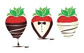 Strawberry,Chocolate,Wrapped,Covering,Fondue,Tuxedo,Fruit,Heart Shape,Candy,Melting,Chocolate Candy,Vector,Food,Drop,Concepts,Love,White Chocolate,Symbol,Dessert,Clip Art,Gourmet,Romance,Leaf,Ideas,chocolate-dipped,Ilustration,Red,Dark Chocolate,Vector Icons,Valentine's Day,Holidays And Celebrations,Indulgence,Snack,Passion,Stem,Flirting,Food And Drink,drizzled,Illustrations And Vector Art,Green Color,Fruits And Vegetables,Dating,Seed