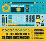 Infographic,Photography Themes,Photography,Camera Flash,Lighting Equipment,Memories,Computer Graphic,Technology,Equipment,Vector,Personal Accessory,Tripod,Isolated,Collection,Hobbies,iso,Photographic Equipment,Lens - Optical Instrument,Aperture,accumulator,Viewfinder,Filter,Computer Icon,Symbol,Design Element,Color Image,Orange Color,Interface Icons,Flat,Set,Film Reel,Camera - Photographic Equipment,Zoom,Strap,Single Object,Geometric Shape,Monopod,Picture Frame,Viewfinder,Battery