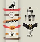 Halloween,Frame,Sign,Flag,Picture Frame,Vector,Ribbon,Holidays And Celebrations,Announcement Message,Ilustration,Banner,Spider Web,Domestic Cat,Straight,Digitally Generated Image,Illustrations And Vector Art,Web Element,Spider,Computer Graphic,Design Element,Orange Color,Holiday,Undomesticated Cat