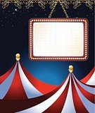 Circus Tent,Circus,Catwalk - Stage,Illuminated,Curtain,Frame,Information Medium,Event,Sign,Banner,Theater Marquee,Fun,Tent,Traveling Carnival,Night,Nightlife,Entertainment Event,Entertainment,Stage Theater,Celebration Event,Stage Light,Spot Lit,Moonlight,Outdoors,Entertainment Tent,Striped,Ilustration,Vector,Light Bulb,Celebration,Copy Space,Auditorium,Opera,Playhouse,Backgrounds