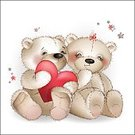 Young Animal,Baby,Fur,Fluffy,Toy,Teddy Bear,Dating,Presentation,Bear,Softness,Tranquil Scene,Two Animals,Joy,Two Parents,Happiness,Postcard,Banner,Placard,Backdrop,Valentine's Day - Holiday,Friendship,Gift,Souvenir,Heart Suit,Human Heart,Congratulating,Awards Ceremony,Love,Date,Holiday,Heart Shape,Cute,Smiling,Planning,Dreamlike,Couple,Achievement,Vector,White Background,Two People,Engagement