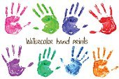 Child,Human Hand,Symbol,Vector,Ilustration,Computer Icon,Watercolor Paints,Track,Print,Thief,Watercolor Painting,Set,Blob,Isolated,Wallpaper Pattern,Water,Drawing - Art Product,Abstract,Silhouette,Individuality,Palm,Fingerprint,Backgrounds,Handprint,People,Tracing,Steps,Human Finger,Identity,Staircase,Cute,Textured Effect,hand drawn,Paint,Wallpaper,Stained,Multi Colored,Shape,Collection,White,Thumb